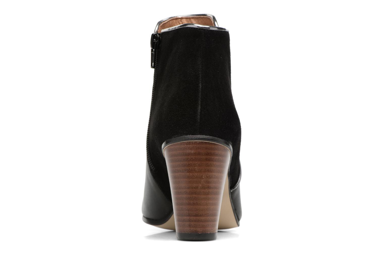 Bottines et boots Georgia Rose EOLIA Noir vue droite