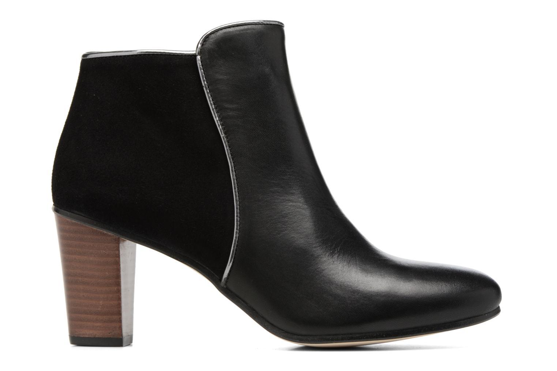 Bottines et boots Georgia Rose EOLIA Noir vue derrière