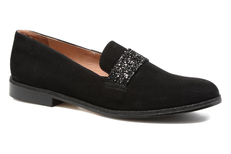 Grandes descuentos últimos zapatos Georgia Rose ESTELLA (Negro) - Mocasines Descuento