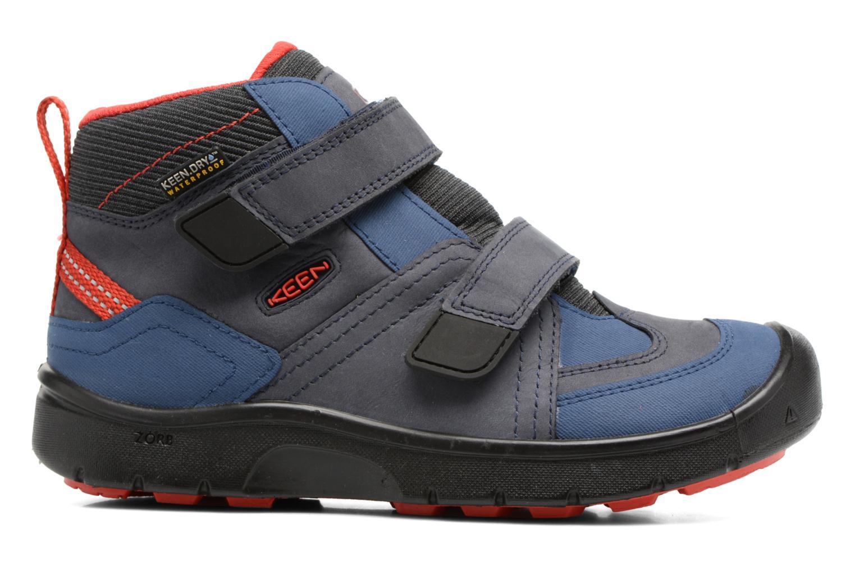 Chaussures de sport Keen Hikeport Mid Strap Bleu vue derrière