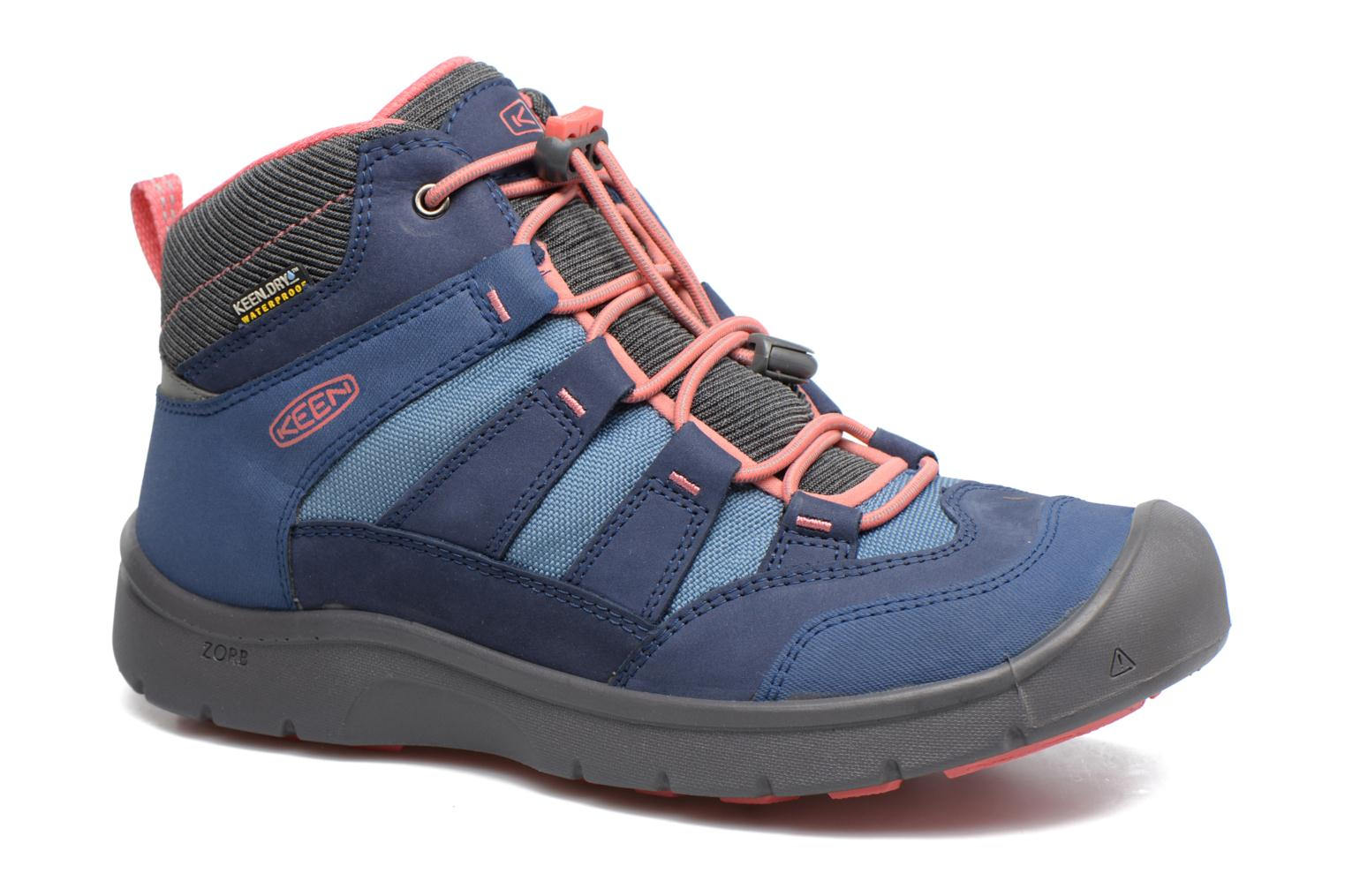 Hikeport Mid youth Blues/Sugar Coral