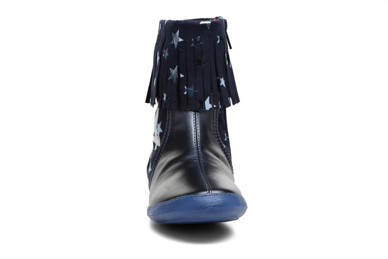 Bottes Agatha Ruiz de la Prada Clever Boots 3 Bleu vue portées chaussures