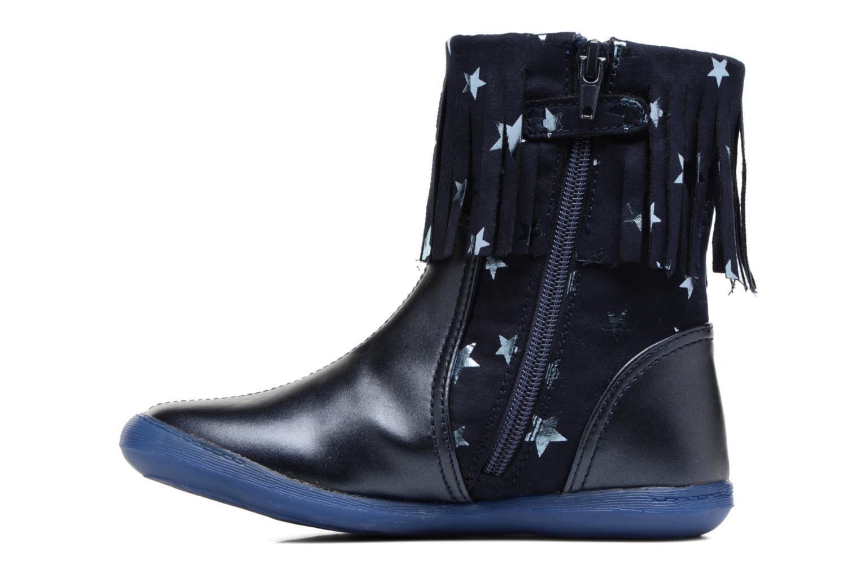 Bottes Agatha Ruiz de la Prada Clever Boots 3 Bleu vue face