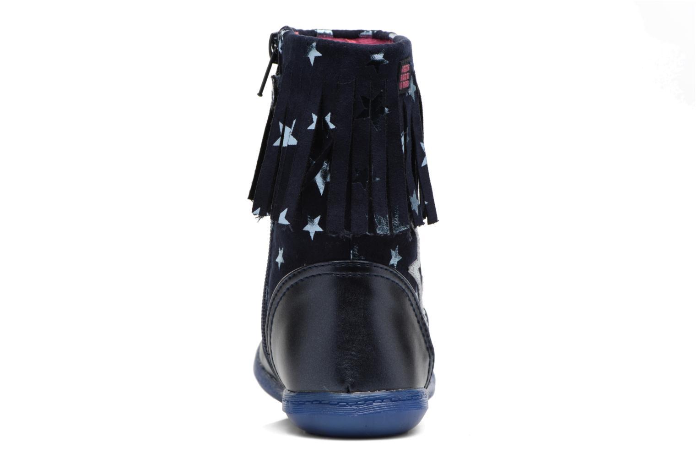 Bottes Agatha Ruiz de la Prada Clever Boots 3 Bleu vue droite
