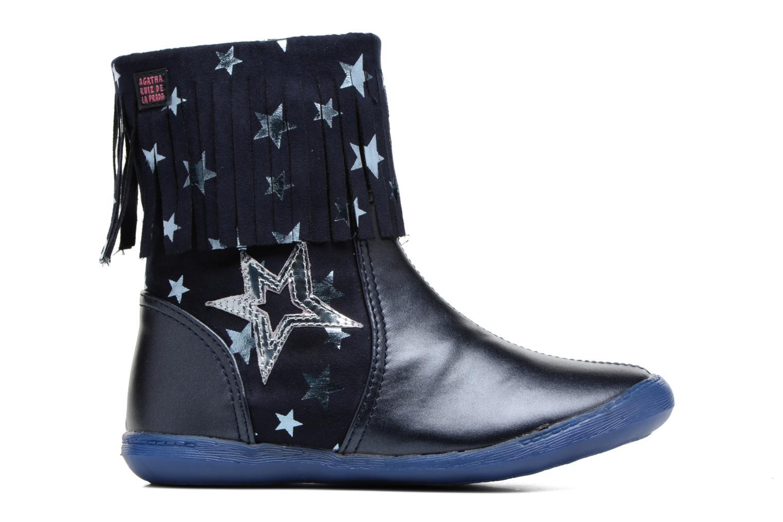 Bottes Agatha Ruiz de la Prada Clever Boots 3 Bleu vue derrière