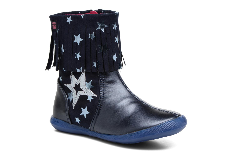 Bottes Agatha Ruiz de la Prada Clever Boots 3 Bleu vue détail/paire