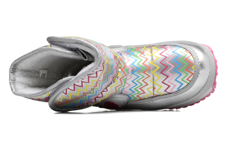 Chaussures de sport Agatha Ruiz de la Prada Apreski Argent vue gauche