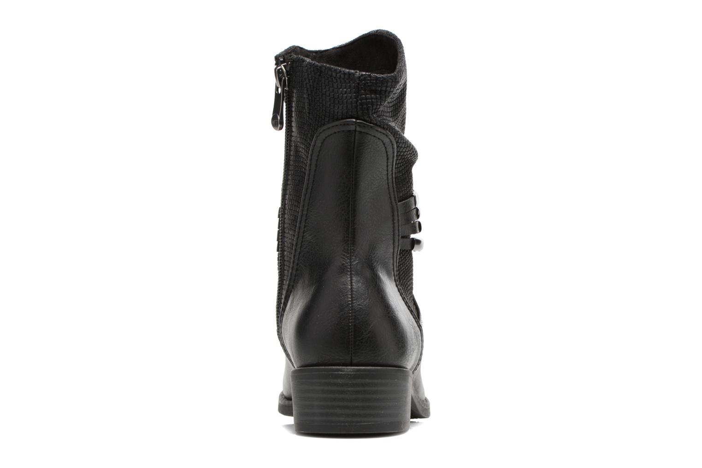 Bottines et boots Marco Tozzi Pala Noir vue droite