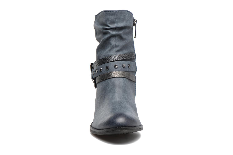 Bottines et boots Marco Tozzi Guppy 2 Bleu vue portées chaussures