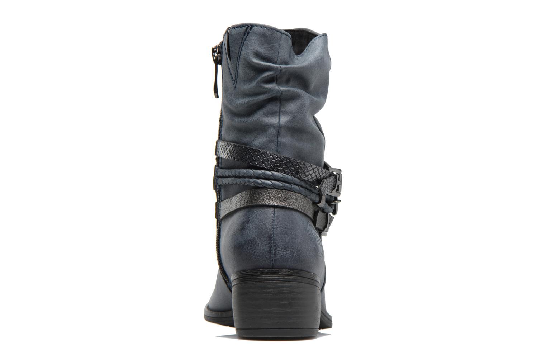 Bottines et boots Marco Tozzi Guppy 2 Bleu vue droite