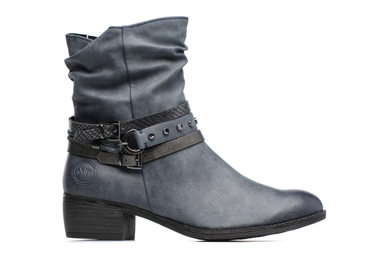 Bottines et boots Marco Tozzi Guppy 2 Bleu vue derrière