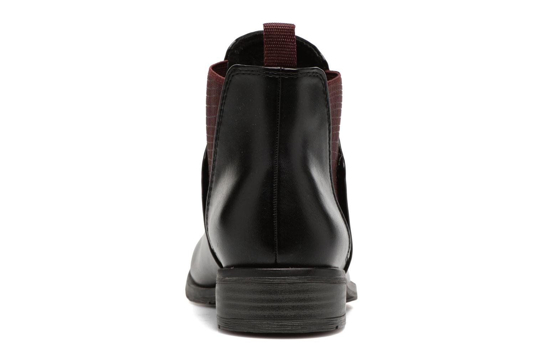 Bottines et boots Marco Tozzi Bapia Noir vue droite