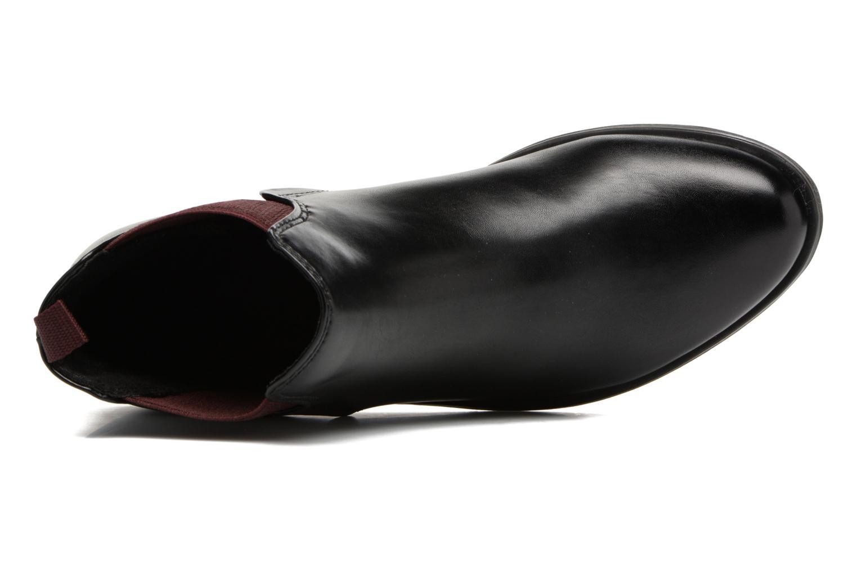 Bottines et boots Marco Tozzi Bapia Noir vue gauche