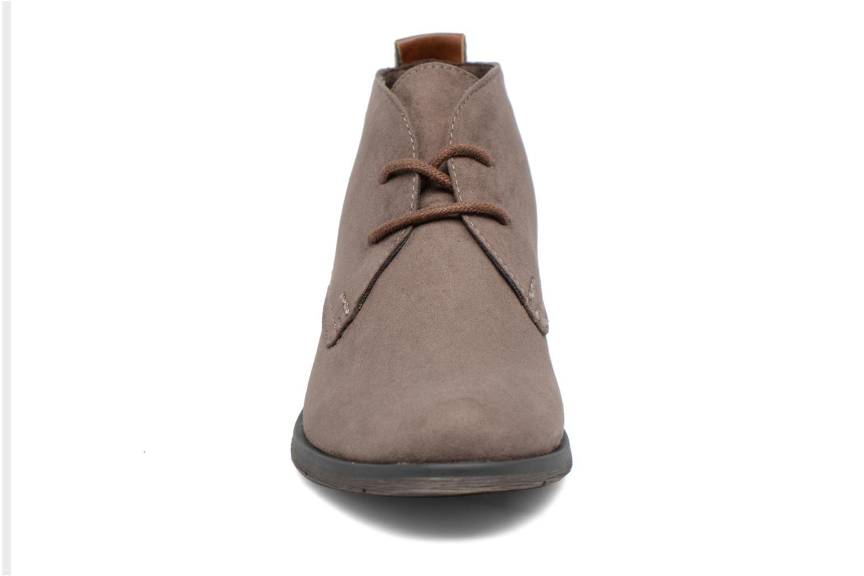 Zapatos con cordones Marco Tozzi Jina 2 Gris vista del modelo