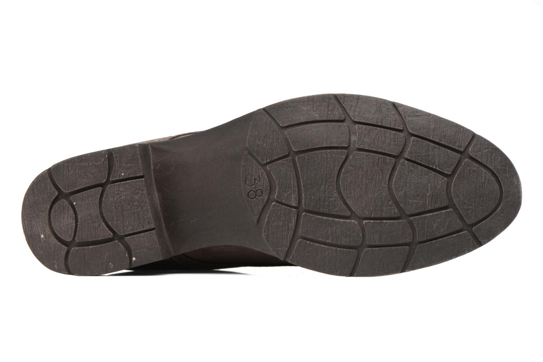 Zapatos con cordones Marco Tozzi Jina 2 Gris vista de arriba