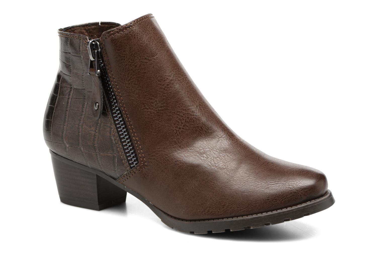 Zapatos casuales salvajes Marco Tozzi Dilmora (Marrón) - Botines  en Más cómodo