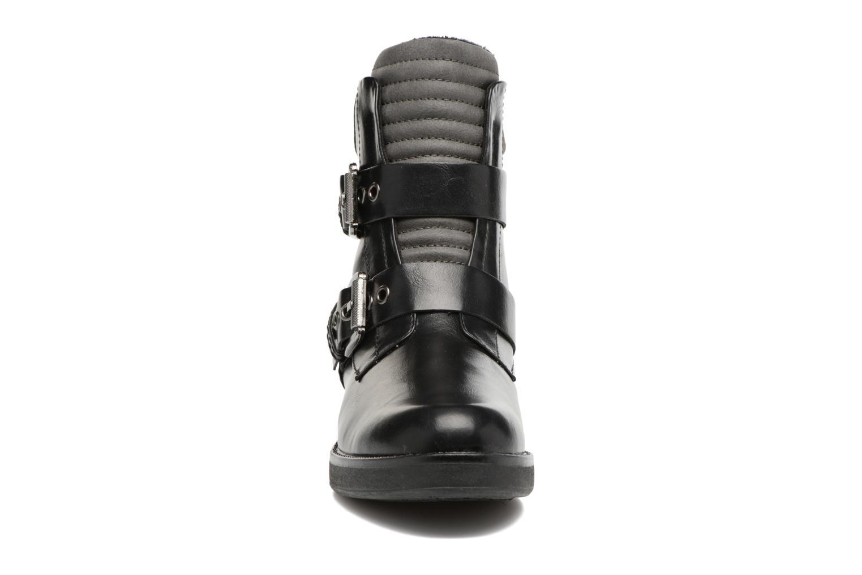 Bottines et boots Marco Tozzi Solia Noir vue portées chaussures
