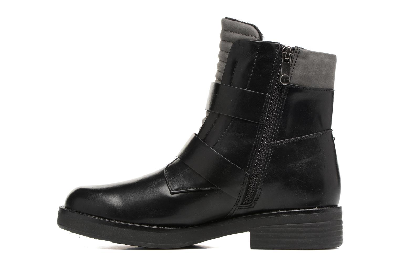 Bottines et boots Marco Tozzi Solia Noir vue face