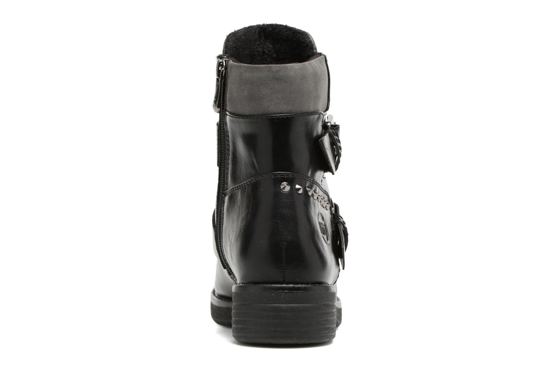 Bottines et boots Marco Tozzi Solia Noir vue droite
