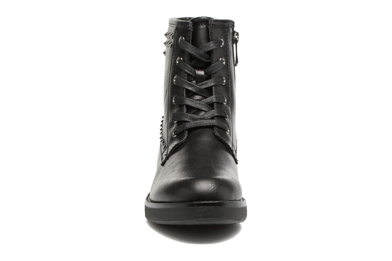 Bottines et boots Marco Tozzi Cilane Noir vue portées chaussures