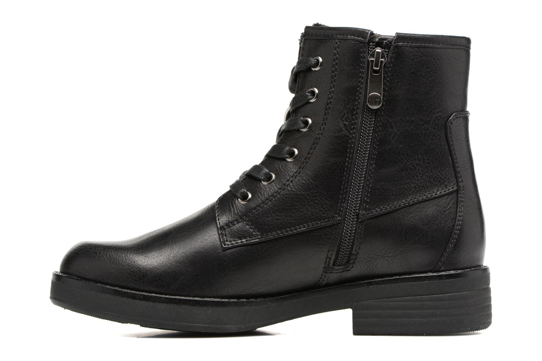 Bottines et boots Marco Tozzi Cilane Noir vue face