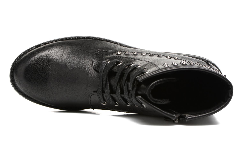 Bottines et boots Marco Tozzi Cilane Noir vue gauche
