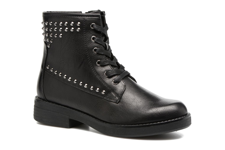 Bottines et boots Marco Tozzi Cilane Noir vue détail/paire