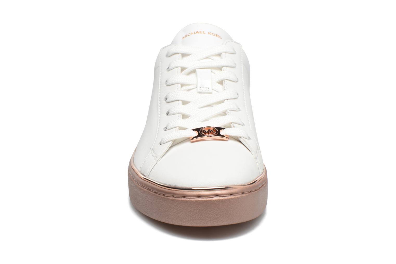 Baskets Michael Michael Kors Kyle Sneaker Blanc vue portées chaussures