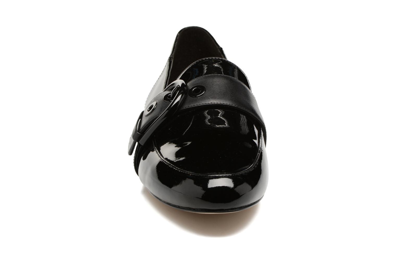 Mocassins Michael Michael Kors Cooper Slipper Noir vue portées chaussures