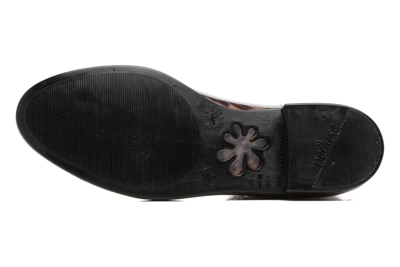 Bottines et boots Méduse Japlou Marron vue haut