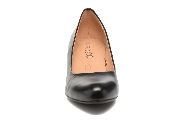Escarpins Caprice Emata Noir vue portées chaussures