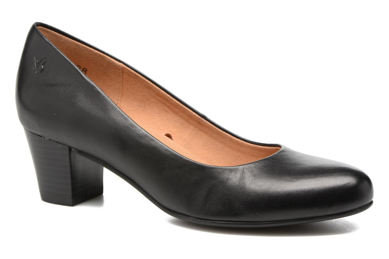 Zapatos de mujer baratos zapatos de mujer Caprice Emata (Negro) - Zapatos de tacón en Más cómodo