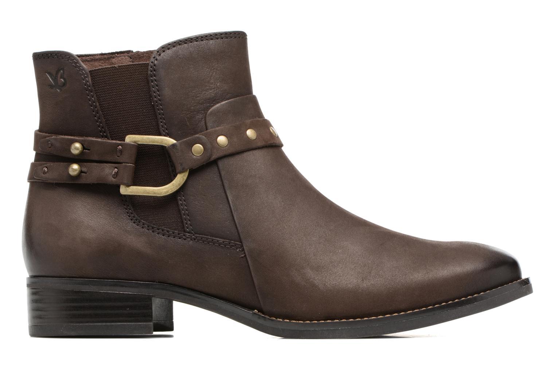 Bottines et boots Caprice Kapria Marron vue derrière
