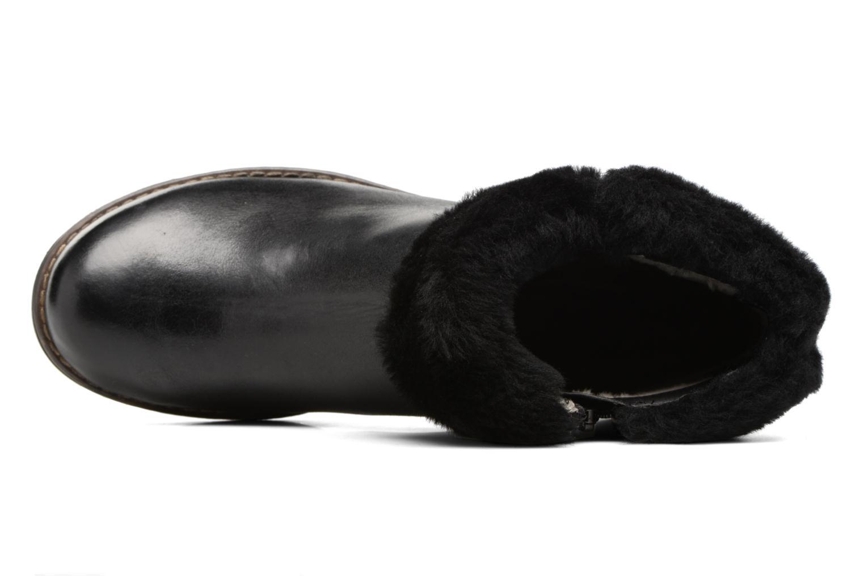 Santana Black/ Black Comb