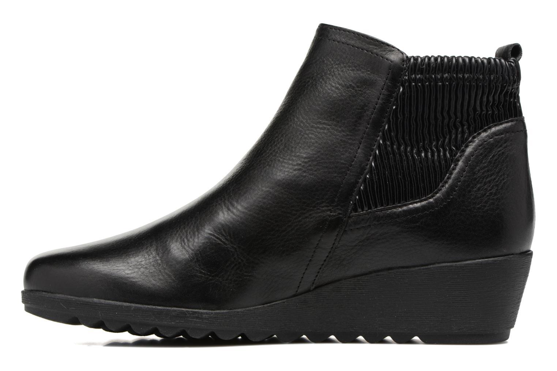 Bottines et boots Caprice Bettina Noir vue face