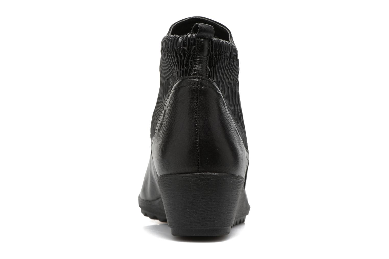 Bettina Black/ Black Nappa