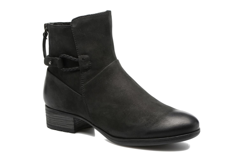 new styles 6061f e7f16 Grandes descuentos últimos zapatos Caprice Dusty (Negro) - Botines Descuento