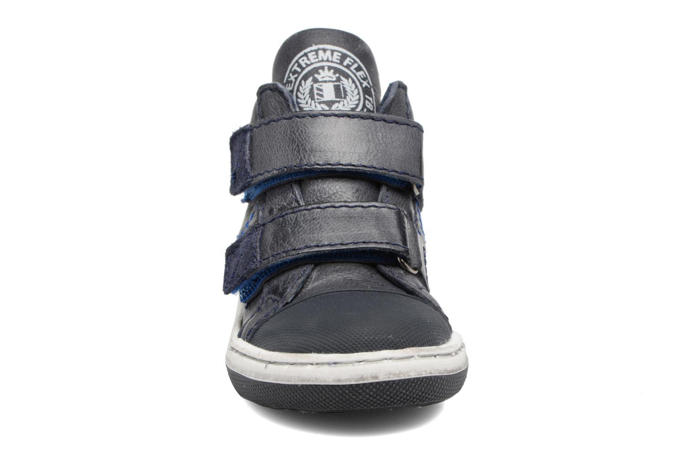 Baskets Shoesme Sylvain Bleu vue portées chaussures