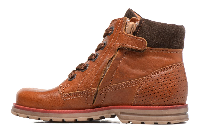 Bottines et boots Shoesme Stéphane Marron vue face