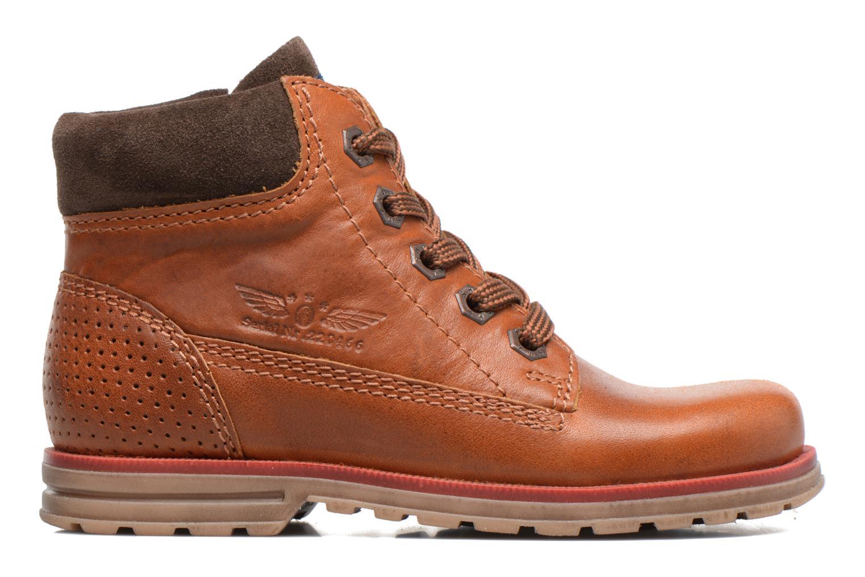 Bottines et boots Shoesme Stéphane Marron vue derrière