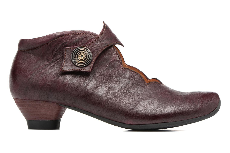 Bottines et boots Think! Aida 81259 Bordeaux vue derrière
