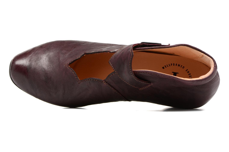 Bottines et boots Think! Aida 81259 Bordeaux vue gauche