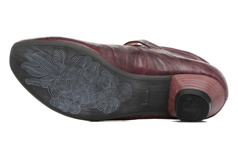 Bottines et boots Think! Aida 81259 Bordeaux vue haut