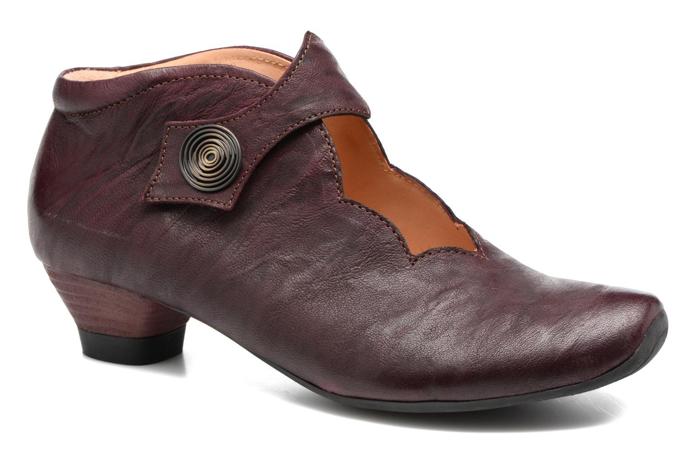 Bottines et boots Think! Aida 81259 Bordeaux vue détail/paire