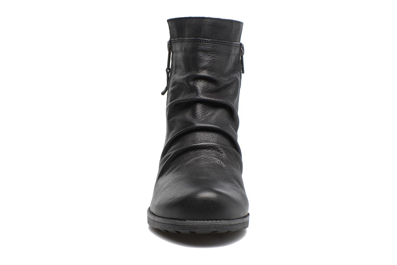 Bottines et boots Think! Denk! 81029 Noir vue portées chaussures