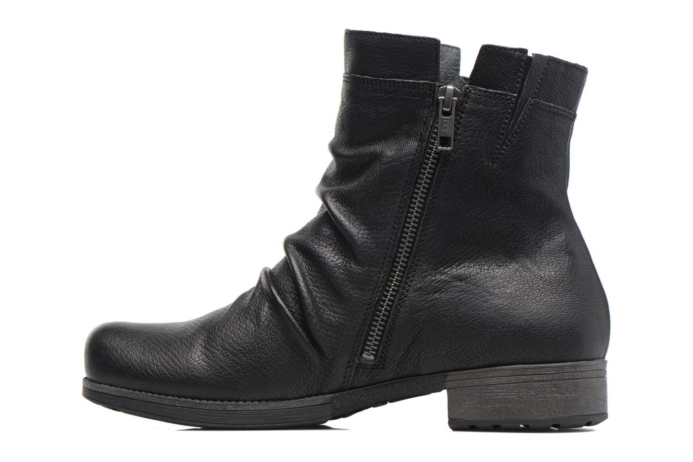 Bottines et boots Think! Denk! 81029 Noir vue face