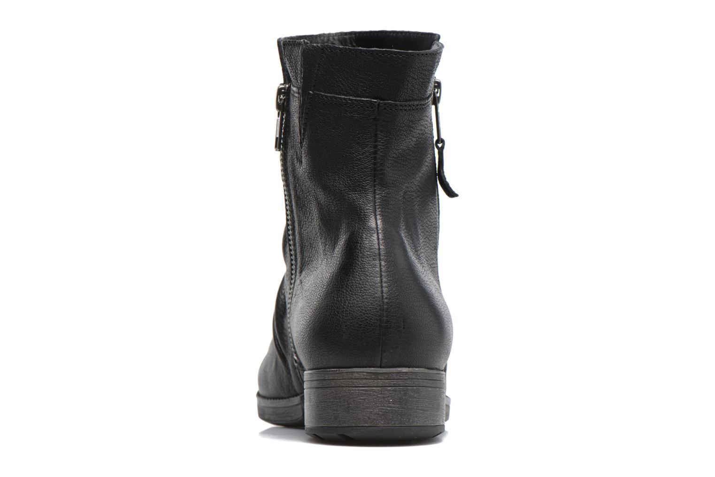 Bottines et boots Think! Denk! 81029 Noir vue droite