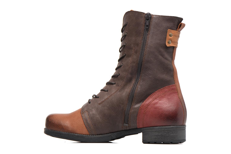 Bottines et boots Think! Denk! 81023 Marron vue face