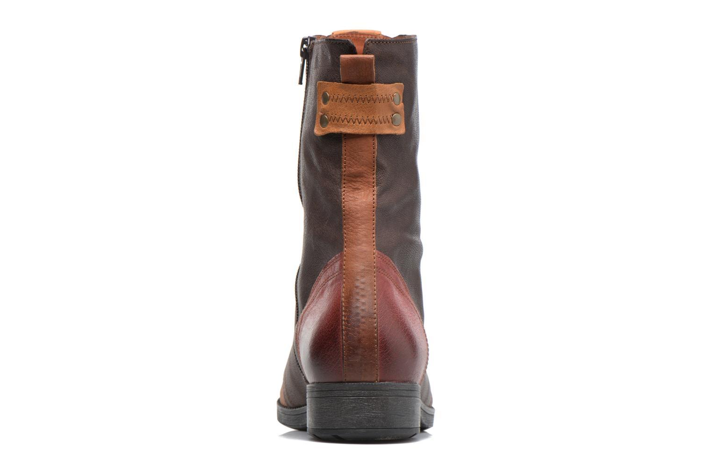 Bottines et boots Think! Denk! 81023 Marron vue droite