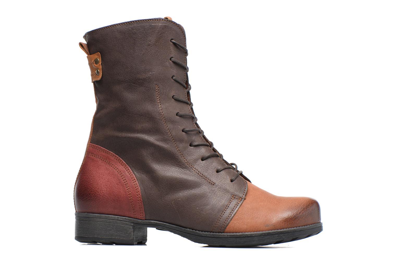 Bottines et boots Think! Denk! 81023 Marron vue derrière
